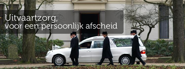 Uitvaart in Leiden